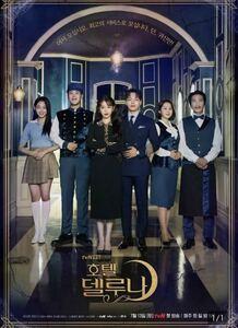 韓国ドラマ ホテルデルーナ Blu-ray版 全話 日本語字幕
