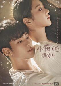 韓国ドラマ 2点 [ロマンス、サイコだけど大丈夫]Blu-ray版 全話 日本語字幕