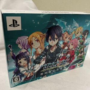 【PSP】 ソードアート・オンライン -インフィニティ・モーメント- [初回限定生産版]中古