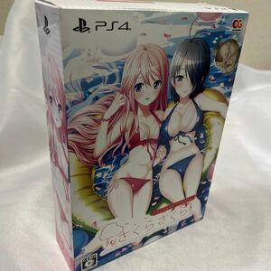 【PS4】 さくらさくら [完全生産限定版] 中古