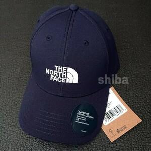 THE NORTH FACE ノースフェイス キャップ ネイビー 66 Classic hat クラシックハットフリーサイズ