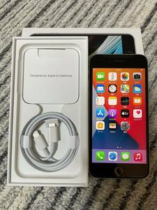 拍够购 日本代购 日本yahoo代购 yahoo代拍 japan代购 新品未使用 iPhone SE 第2世代(SE2)64GB White SIM フリー ホワイト 10/23購入