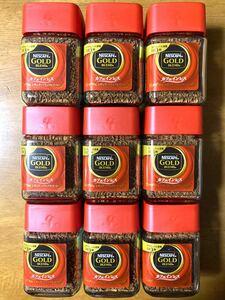 ネスカフェ ゴールドブレンド カフェインレス 30g × 9ケ