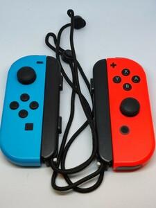 ニンテンドースイッチ ジョイコン ネオンレッド ネオンブルー Nintendo Switch Joy-Con