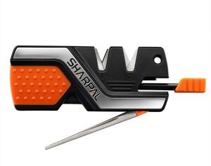 ☆新品☆Sharpal 101N 6機能のアウトドアナイフシャープナー 刃物研ぎ ナイフ研ぎ 研磨
