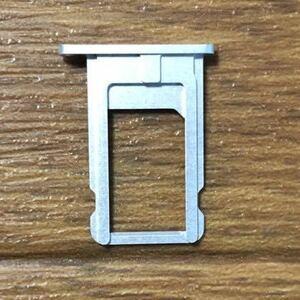 iPhone6 シルバー SIMトレイ 純正 パーツ 修理 部品 SIMトレー