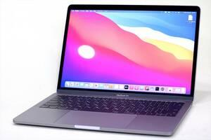 【即配】充放電31回!2017年モデル!13.3型Retina液晶 MacBookPro 13 i5-7360U SSD128G+16Gメモリ Big Sur