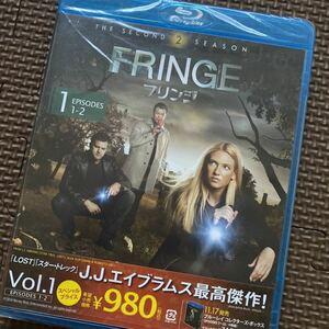 FRINGE フリンジ セカンド・シーズン Vol.1 Blu-ray