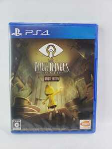 PS4 LITTLE NIGHTMARES-リトルナイトメア- Deluxe Edition ソフト 新品