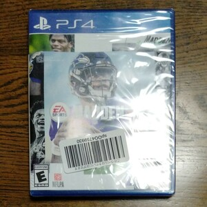 PS4 MADDEN NFL21 新品 PS4ソフト