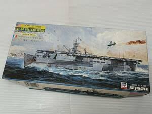 ピットロード 米国海軍軽空母 CVL-24 ベロー・ウッド
