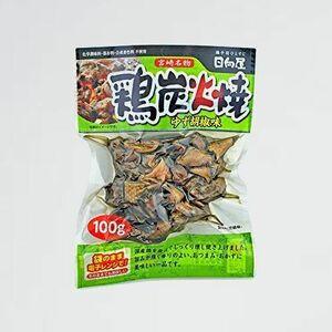 新品 目玉 レトルト 惣菜 3-YL ゆず胡椒味 100gX5個 宮崎名物 お肉 日向屋 鶏炭火焼