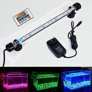 未使用 新品 水槽用 Varmhus T-KS (28cm&12LED, RGB) LEDライト アクアリウムライト 188cm 青白&RGB 水槽照明 熱帯魚 観賞魚飼育