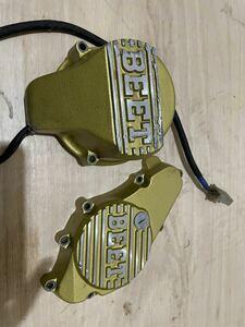 CBX400F CBR400F CBX550F ビート beet BEET カバー類 左右 売り切り