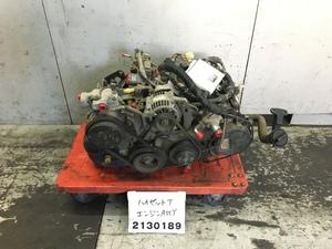 ハイゼット S210P エンジンASSY 19000-97501-000 EF-SE ノンターボ 4WD 5MT S200