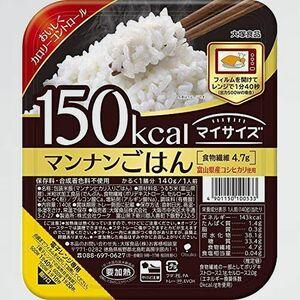 新品 目玉 マイサイズ 大塚食品 1-XK マンナンごはん 140g×24個