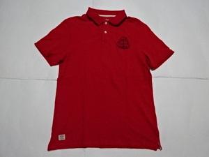 ●Timberland ティンバーランド 半袖ポロシャツ M●1009●