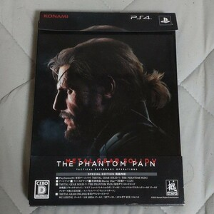メタルギアソリッド 5 ファントムペイン スペシャルエディション PS4
