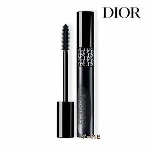 【新品未使用】Dior ディオールショウ パンプ&ボリューム マスカラ 090ブラック