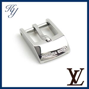 送料無料 磨き済み 美品 本物 LOUIS VUITTON ルイヴィトン タンブール 尾錠 8mm コマ バックル レディース 時計