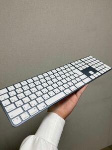 Apple Magic Keyboard 日本語配列 Touch ID テンキー付き
