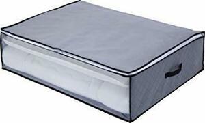 グレー 活性炭消臭 敷布団用 敷き布団 アストロ 布団収納袋 敷布団用 グレー 不織布 171-39
