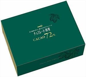 特別価格!明治 チョコレート効果カカオ72%大容量ボックス 1kgC4LN