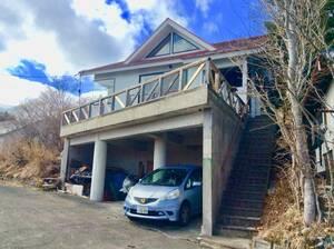 別荘見学 4DK 山梨県山中湖村 富士五湖巡り 登山 富士山 テニスに最適