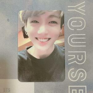 BTS LOVE YOURSELF ニューヨーク DVD ジョングク トレカ