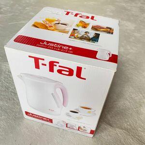 T-fal 電気ケトル ジャスティンプラス 1.2L シュガーピンク