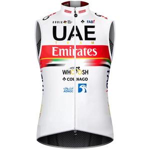 2021年新品チーム UAE エミレーツ ベスト ジャージ ポガチャル コルナゴCOLNAGO 自転車 ロードバイク GOBIK