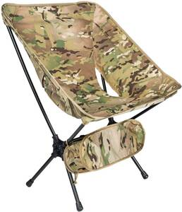 . OneTigris マルチカム迷彩 携帯便利 登山 お釣り 収納袋付属 椅子 ポータ アウトドアチェア 2021 478