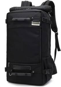 . 登山バッグ … PC収納 旅行 遠足 通勤 軽量 防災 アウトドア ファスナ 50L大容量 バッグパック 防水 272