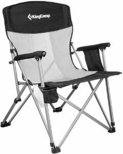 . KingCamp キャンプ用品 アウトドア用品 收◆袋付 コンパクト イス 折りたたみ椅子 チェア アウトドア 1965