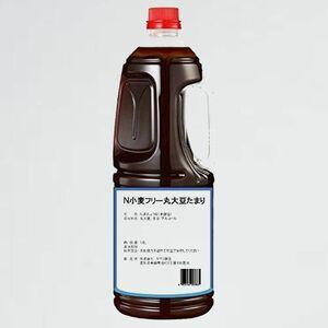 新品 目玉 小麦フリ- 半田の旨味家 8-9B 単品 化学調味料無添加 丸大豆 たまり醤油 グルテンフリ- 小麦不使用 1.8L