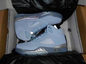 26cm Nike WMNS Air Jordan 5 Retro Blue Birdナイキ ウィメンズ エアジョーダン 5 レトロ ブルーバード 国内正規品 新品