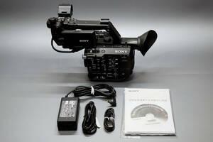 ★美品★ SONY XDCAMメモリーカムコーダー PXW-FS5 ラージセンサーカメラ