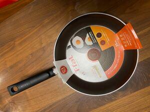 新品T-fal ティファールフライパンレモネード25センチ