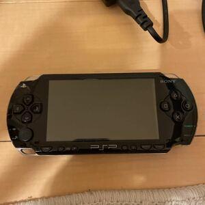 SONY PSP-1000 本体 ブラック プレイステーションポータブル ソニー