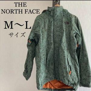 【美品】THE NORTH FACE ザノースフェイス スノボージャケット マウンテンパーカー ナイロンジャケット