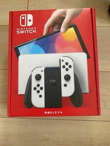 Nintendo Switch 有機EL ホワイト ニンテンドースイッチ本体