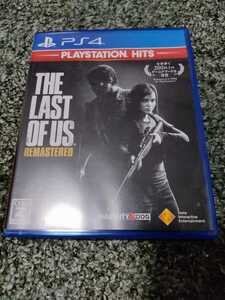 THE LAST OF US ラストオブアス PS4