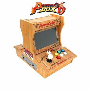 [ free shipping / tax included ] 1300 in1 Pandora's Box bread gong box 6 double against war arcade wooden multi game board assembly kit DG002