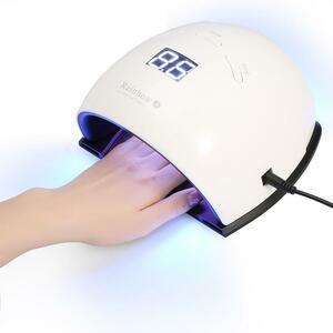 【送料無料/税込】 日本プラグ対応 UV LEDランプ ネイルアート マニキュアドライヤー 硬化用  乾燥 LEDランプ 速乾