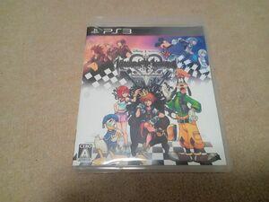 PS3 キングダムハーツ HD 1.5 リミックス KINGDOM HEARTS 中古