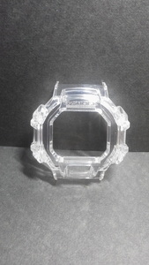 カシオ G-SHOCK Gショック DW-8100系(エンドレスサマーなど)ベゼル(クリアー)新品未使用