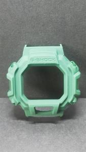 カシオ G-SHOCK Gショック DW-8100系(エンドレスサマー、クレージーギャングスターズなど)ベゼル(グリーン)新品未使用