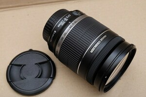 Canon EF-S 18-200mm F3.5-5.6 IS 中古美品