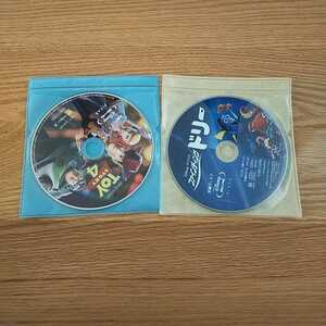 早い者勝ち ディズニー BluRay 2点セット 国内正規品 未再生 このセットのみ トイストーリー4 ドリー