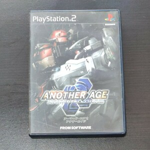 【PS2】 アーマード・コア2 アナザーエイジ PS2ソフト